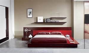 Contemporary Platform Bedroom Furniture - Interiordecodir com