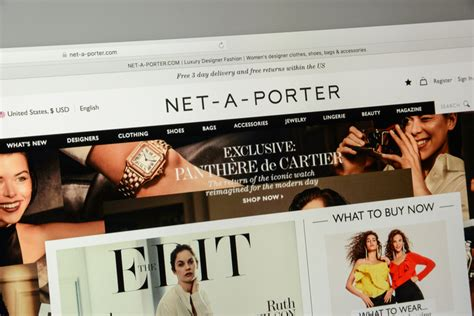 net a porter uk net a porter named the best uk retailer for personalisation retail gazette
