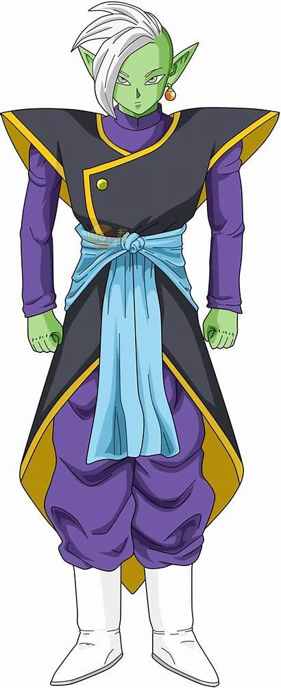 Zamasu Dragon Ball Deviantart Jaredsongohan Villains Zamas