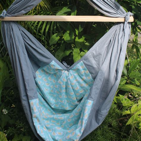 Special Delivery Hammock by Medium Grey Infant Hammock Organic Elephants Special Delivery