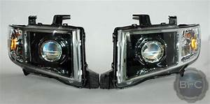 2006  Honda Ridgeline Hid Projector Retrofit Headlight
