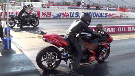 Jeremy Teasley Vs Cameron Teasley Nitrous Kawasaki Zx14s