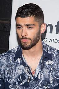Zayn Malik Hairstyle Long Fade