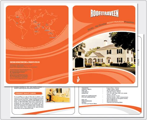 Software For Designing Brochures by Brochure Design Brochures Design Brochure Designs