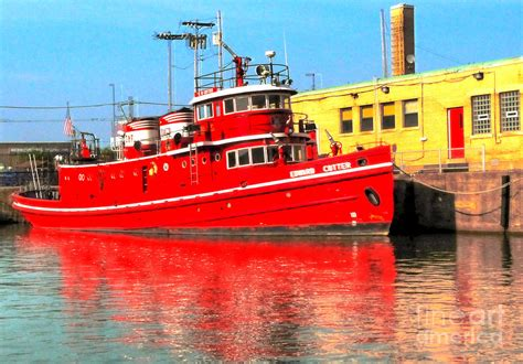 Fireboat For Sale by Boat By Struckle