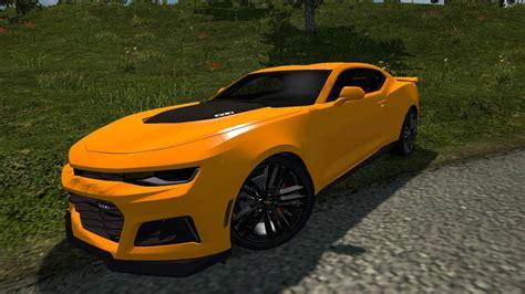 Chevrolet Car : Chevrolet Camaro [edit] Car Mod -euro Truck Simulator 2 Mods
