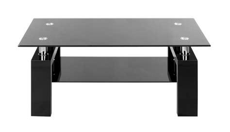 buffet cuisine noir table basse laquee noir et verre noir table