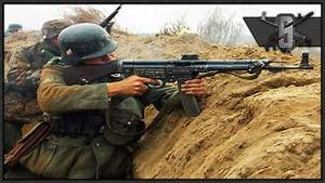 German Stg-44 Squadleader