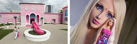 Findmyhomeat  Fiktive Immobilien Barbies Traumhäuser