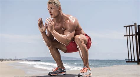 bodyweight beach workout muscle fitness