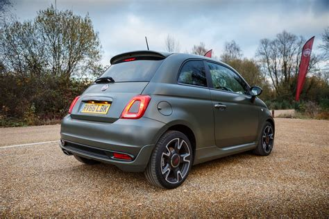 Fiat Air by 2017 Fiat 500s Review