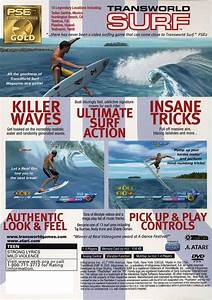 Transworld Surf Box Shot For Playstation 2 Gamefaqs