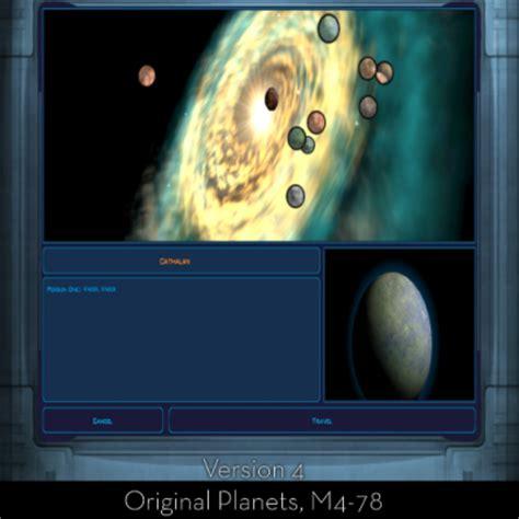 sith holocron tsl animated galaxy map texture  canon