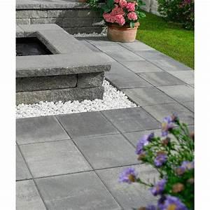 Kreativ Beton Bauhaus : terrassenplatten kiesbett terrassenbau sanierung so ~ Michelbontemps.com Haus und Dekorationen