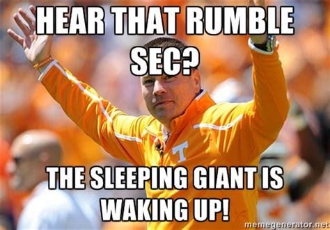 Tennessee Memes - the best tennessee memes heading into the 2015 season