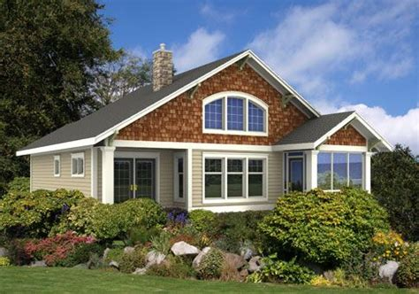 sq feet  walkout basement perfect small lakefront cottage houses pinterest