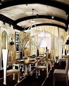 Decoración de interiores de estilo gótico