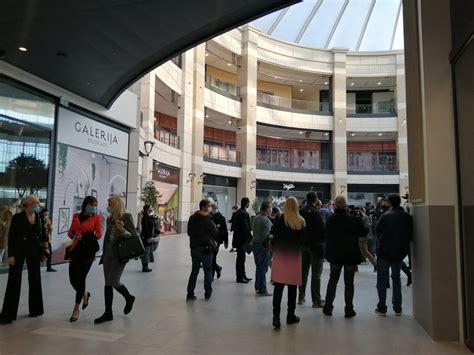 Otvorena Galerija Beograd, najveći tržni centar u regionu