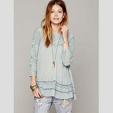Free People Fp One Golden Age Top Httpwwwfreepeoplecoukwhatsnewfponegoldenagetop
