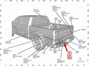 15  2010 Ford F150 Truck Bed Parts Diagram