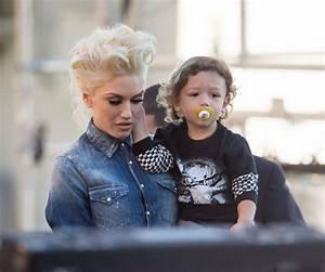 Gwen Stefani Photos Photos - Gwen Stefani and Takes Her ...