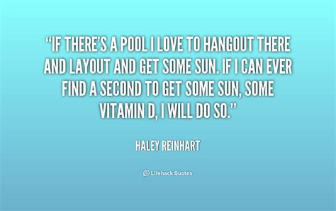 Pool Quotes And Sayings. Quotesgram