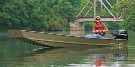 Tracker Jon Boats Ontario by 2010 Tracker Boats Topper 1542 Lw Riveted Jon Buyers Guide