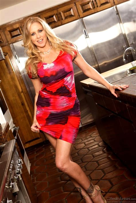 Babe Today Reality Junkies Julia Ann Incredible Busty