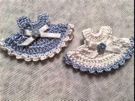 Crochet Mini Baby Shower Party Gift YouTube