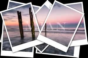 Polaroid Collage Template