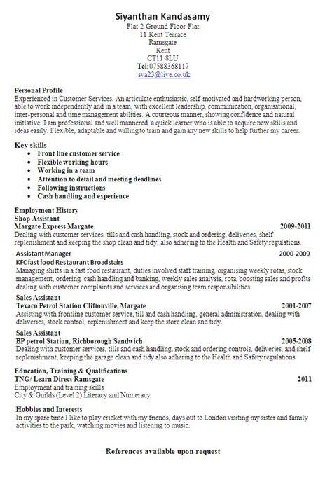 best 25 cv exles ideas on professional cv