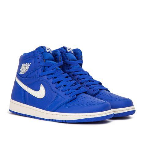 Air Jordan 1 Retro High Og Blue 555088 401