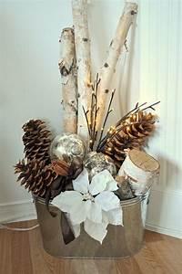Birkenstamm Deko Weihnachten : weihnachten holz weihnachten dekoration basteln weihnachten weihnachtsdeko hauseingang ~ A.2002-acura-tl-radio.info Haus und Dekorationen