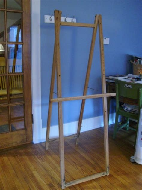wooden easel stand woodworking projects plans