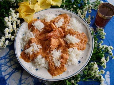 cuisine malienne mafé au poulet fumé