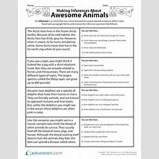 St Patrick's Day Fun Facts  Worksheet Educationcom