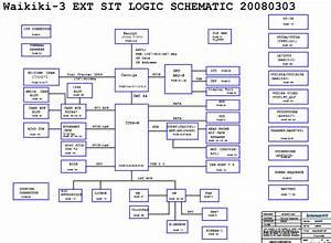 Lenovo Thinkpad R500  Discrete Vga  Schematic  Waikiki