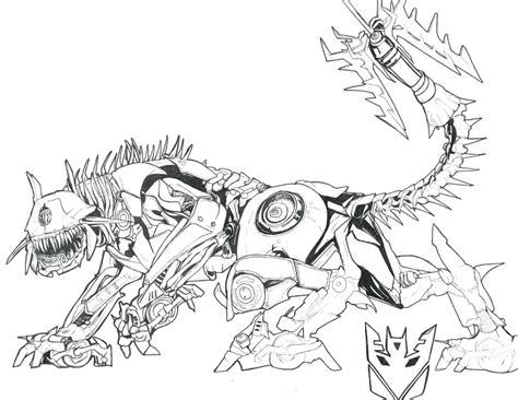 monster dinosaur transformer coloring pages print coloring
