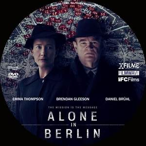 Alone in Berlin - DVD Covers & Labels by CoverCity