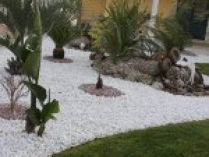 deco exterieur jardin avec galets With idee deco jardin avec cailloux 7 idee bordure jardin 50 propositions pour votre exterieur