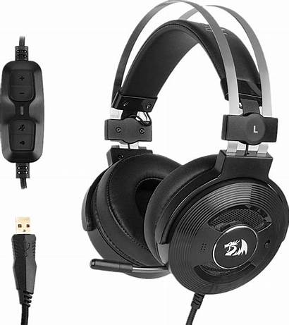 Redragon Headset Gaming Triton Noise Wired Active
