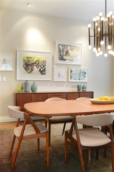 Jersey Street   Midcentury   Dining Room   Denver   by