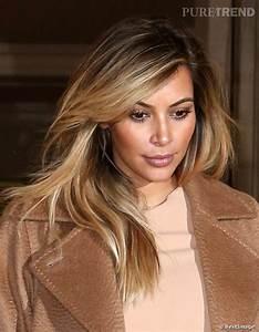 Tie And Dye Blond Cendré : photos kim kardashian se remet de sa grossesse en passant au blond elle choisit un effet ~ Melissatoandfro.com Idées de Décoration