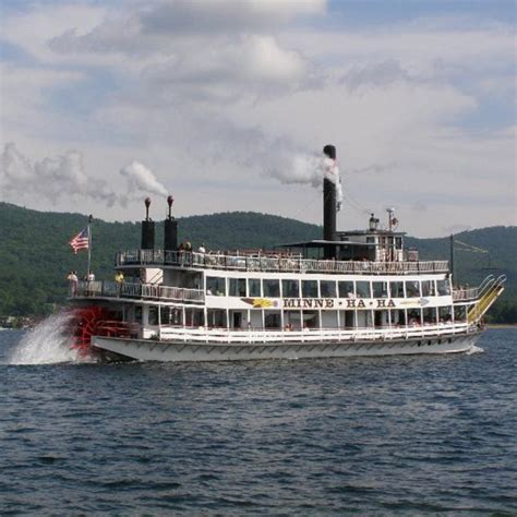 Steamboat Lake George by Lake George Steamboat Company Lake George Ny Official