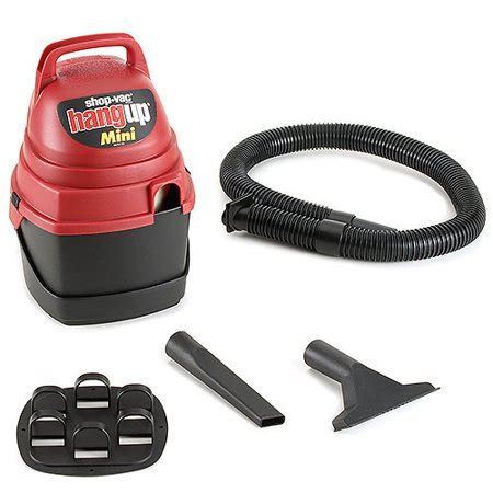 Mini Vacuum by 1 Gallon Shop Vac Hang Up Mini Vacuum Walmart