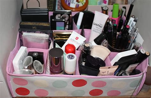 comment organiser ses produits de beaut 233