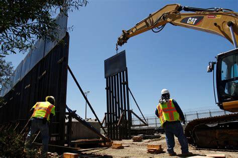 border construction trump mexico building blocks iseljavanje judge sections leave pbs leadership lessons elizabeth queen learn ii nation usa pentagon