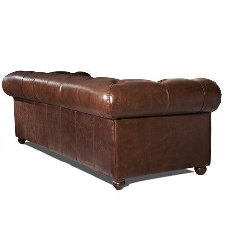 canap chesterfield cuir vieilli canapé chesterfield en cuir mister canape