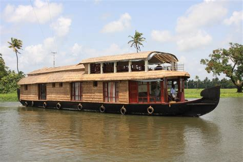 Kerala Tourism Alleppey Boat House by Angel Queen House Boats Alleppey India Booking