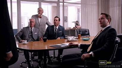 Meetings Gum Chewing Workplace Pubis Meeting Office